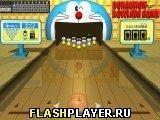 Игра Боулинг с Дораэмон - играть бесплатно онлайн