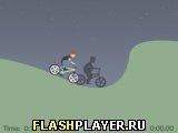 Игра Призрак bmx - играть бесплатно онлайн
