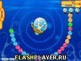 Игра Морские шарики - играть бесплатно онлайн