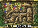 Игра Инковские шары - играть бесплатно онлайн