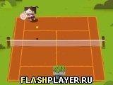 Игра Теннис бокс-братьев - играть бесплатно онлайн