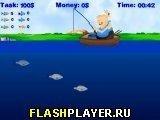 Игра Мастер рыбалки - играть бесплатно онлайн
