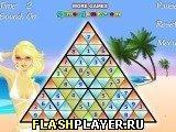 Игра Бермудские треугольники - играть бесплатно онлайн