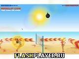 Игра Бум-Бум волейбол с Кенди и Мисси - играть бесплатно онлайн