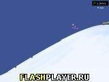 Игра Лыжные прыжки онлайн - играть бесплатно онлайн