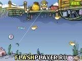 Игра Рыбалка Аоби - играть бесплатно онлайн