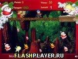 Игра Граббер представляет (Рождественский охотник за сокровищами) - играть бесплатно онлайн