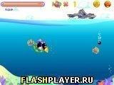 Игра Пингвинья рыбалка - играть бесплатно онлайн