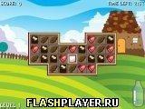 Игра Дом шоколада - играть бесплатно онлайн