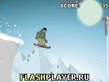 Игра Спуск на сноуборде 2 - играть бесплатно онлайн
