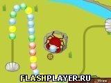 Игра Краб и жемчуг - играть бесплатно онлайн