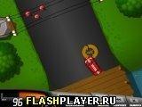 Игра Забавная гонка - играть бесплатно онлайн
