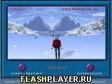 Игра Лыжная трасса - играть бесплатно онлайн