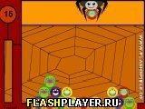 Игра Паучьи пузыри - играть бесплатно онлайн