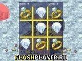 Игра Алмазные крестики-нолики - играть бесплатно онлайн