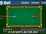 Игра Девять шаров - играть бесплатно онлайн
