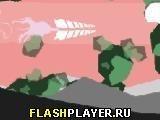 Игра Креветочный боевик - играть бесплатно онлайн