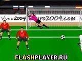 Игра УЕФА Евро 2004: Удар - играть бесплатно онлайн