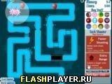 Игра Защита от воздушных шаров - играть бесплатно онлайн