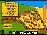Игра Осада Орков - играть бесплатно онлайн
