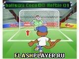 Игра Пенальти Коко - играть бесплатно онлайн
