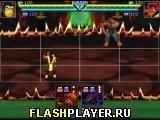 Игра Бойцовская битва - играть бесплатно онлайн