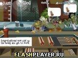 Игра Зомби-бургер - играть бесплатно онлайн