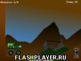 Игра Военный монстротрак - играть бесплатно онлайн