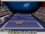Игра Межгалактический теннис - играть бесплатно онлайн