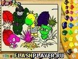 Игра Выбери и раскрась - играть бесплатно онлайн