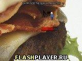 Игра Великий бургерный побег - играть бесплатно онлайн