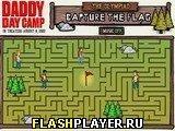 Игра Лагерный отец - играть бесплатно онлайн