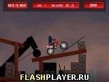 Игра Внедорожный мотоцикл 4 - играть бесплатно онлайн