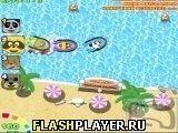 Игра Гонки енотов - играть бесплатно онлайн