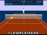 Игра Драматичный теннисный клуб - играть бесплатно онлайн