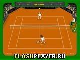 Игра Ас в теннисе - играть бесплатно онлайн