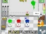 Игра Фабрика красок - играть бесплатно онлайн