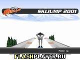 Игра Прыжки на лыжах 2001 - играть бесплатно онлайн