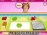 Игра Магазин бутербродов - играть бесплатно онлайн