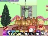 Игра Новогодняя столовая - играть бесплатно онлайн
