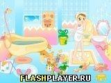 Игра Обставляем Ванную - играть бесплатно онлайн