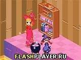Игра Преображаем домик волшебницы - играть бесплатно онлайн