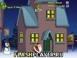 Игра Счастливые штаны Санты - играть бесплатно онлайн