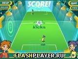 Игра Сверхскоростной футбол - играть бесплатно онлайн
