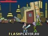Игра Омега-воин - играть бесплатно онлайн
