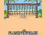Игра Стрельба кокосовыми орехами - играть бесплатно онлайн