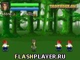Игра Юный кунг-фу мастер - играть бесплатно онлайн