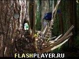 Игра Голубые шапочки - играть бесплатно онлайн