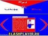 Игра Красный, белый & голубой - играть бесплатно онлайн