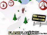 Игра Вперёд, Санта - играть бесплатно онлайн